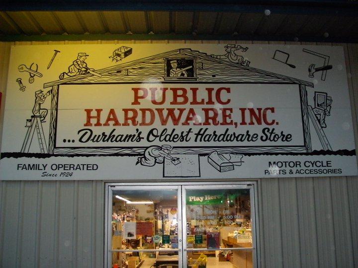 Public Hardware