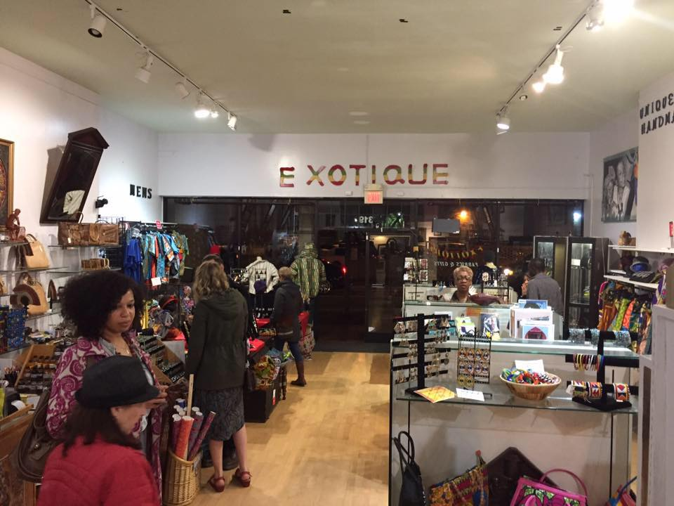 Exotique Boutique & Art Gallery