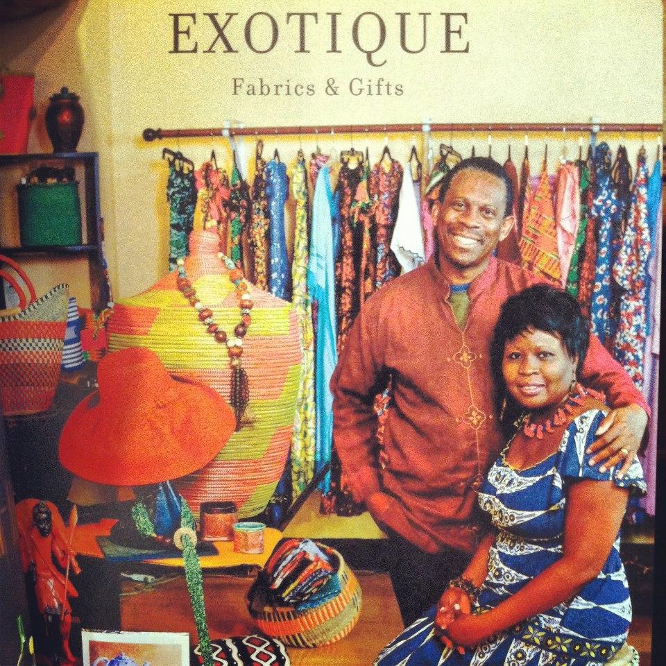 Exotique Boutique & Art Gallery