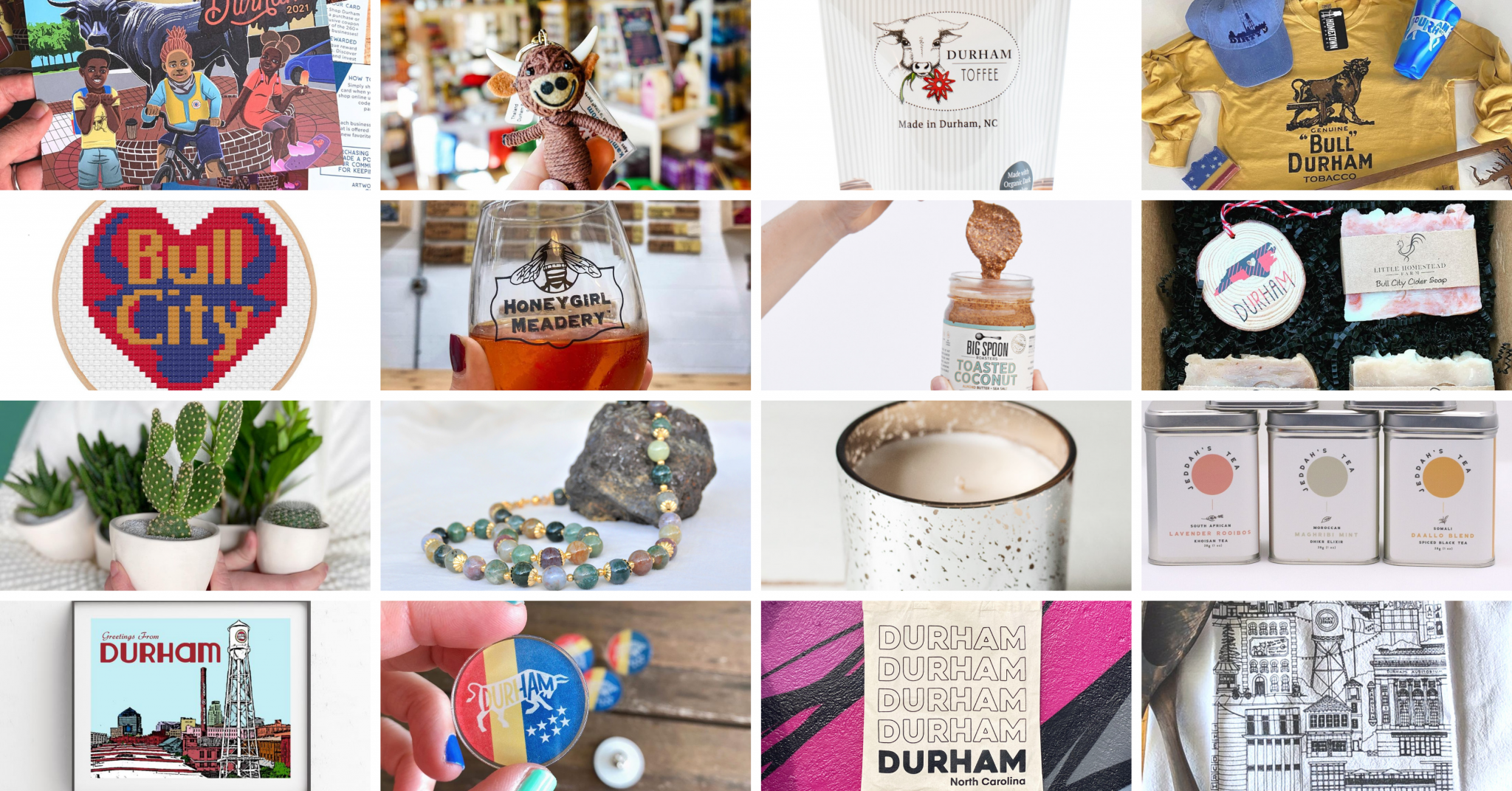Durham Local Holiday Gift Guide under $25