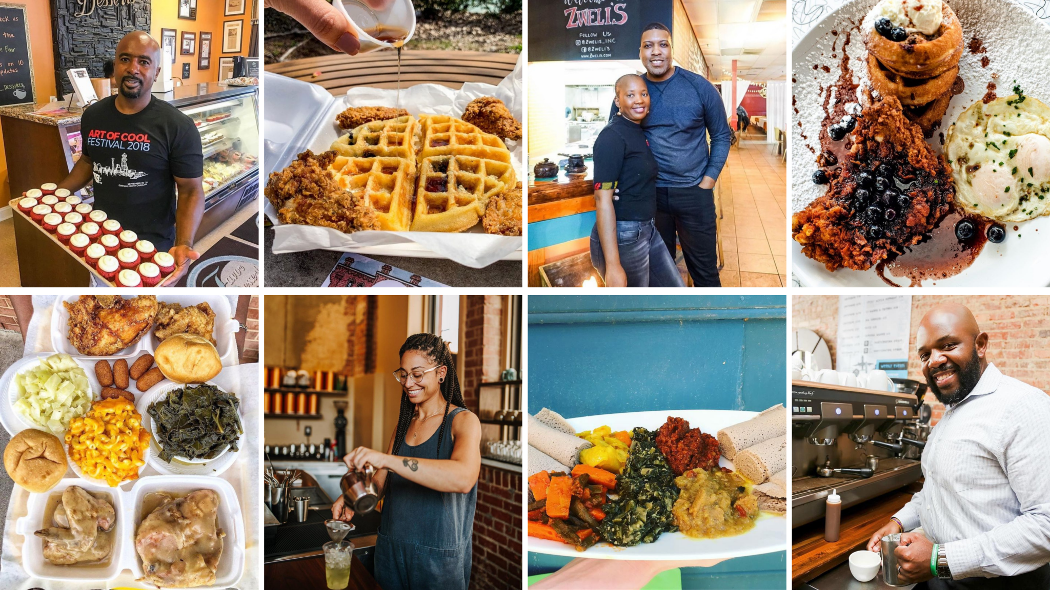 Must-Try Black-Owned Businesses in Durham