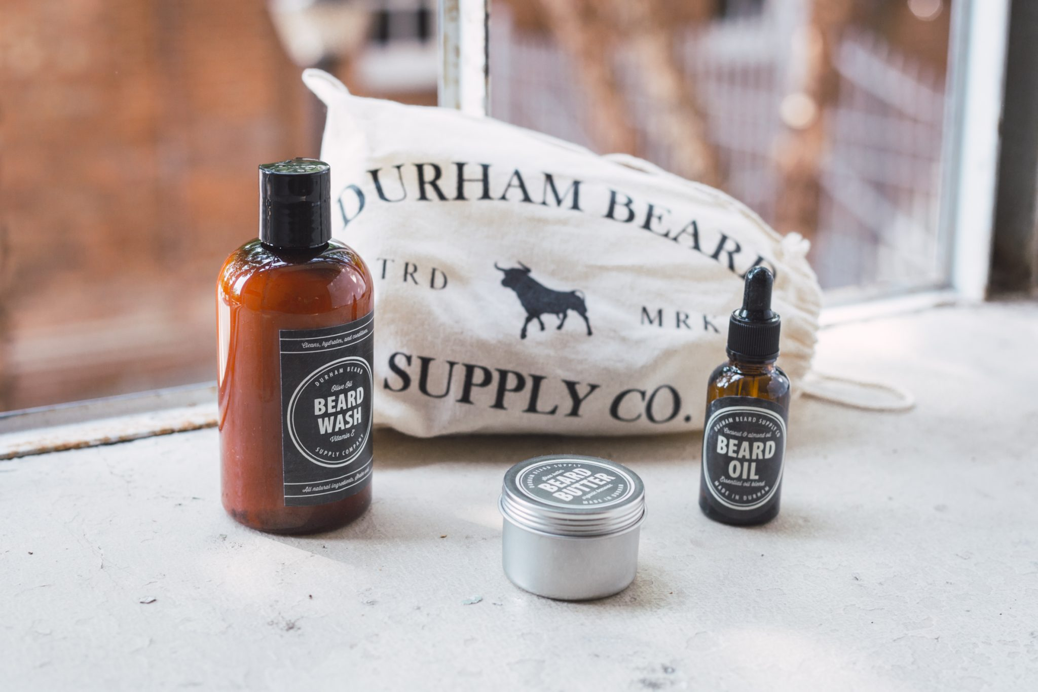 Durham Beard Supply Company
