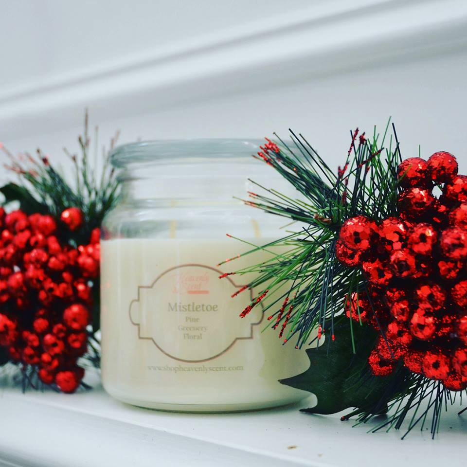 Heavenly Scent Candle Company