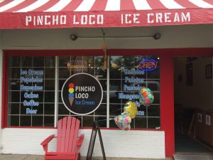 Pincho Loco Ice Cream