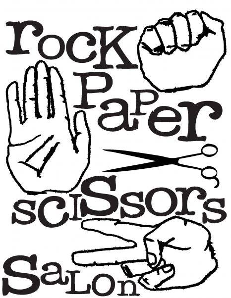 Rock Paper Scissors Salon & Gallery