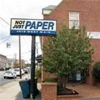 Not Just Paper