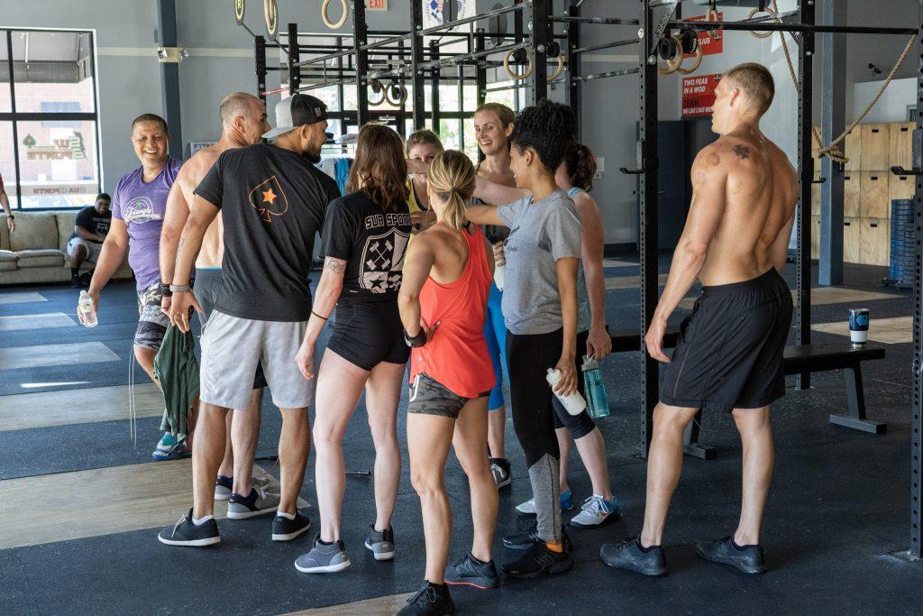CrossFit Sua Sponte